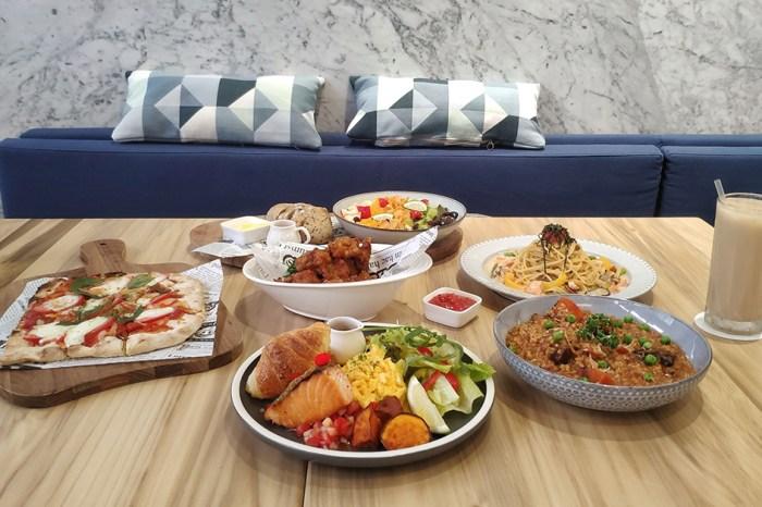 【逢甲美食新據點】ZOHO Café|逢甲商圈美食新選擇,異國風味手作精緻餐點