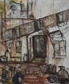 Venice, 60x80cm Oil on canvas, SEK 10 000,00
