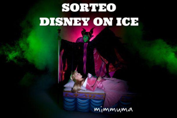 Imagen sorteo Disney on Ice
