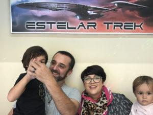 Misión cumplida Escape room Estelar treck