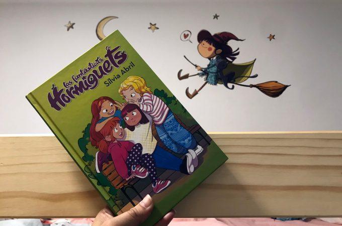 Libro Las fantásticas Hormiguets de Silvia Abril