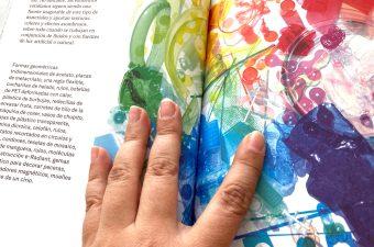 Piezas sueltas interior libro