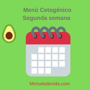 Menu cetogenico segunda semana min - 10 ¿Qué son las cheat meal o comida trampa?