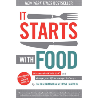 "It starts with food min - El libro que te cuenta todo sobre la Whole 30 es ""It starts with food"""