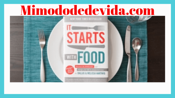 Itstartswithfood - El libro que me ayudó a no engordar en verano