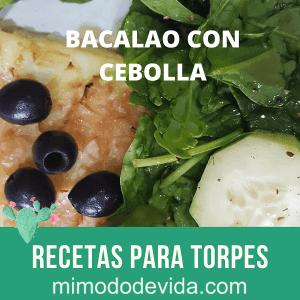 recetas BACALAO - Recetas para torpes