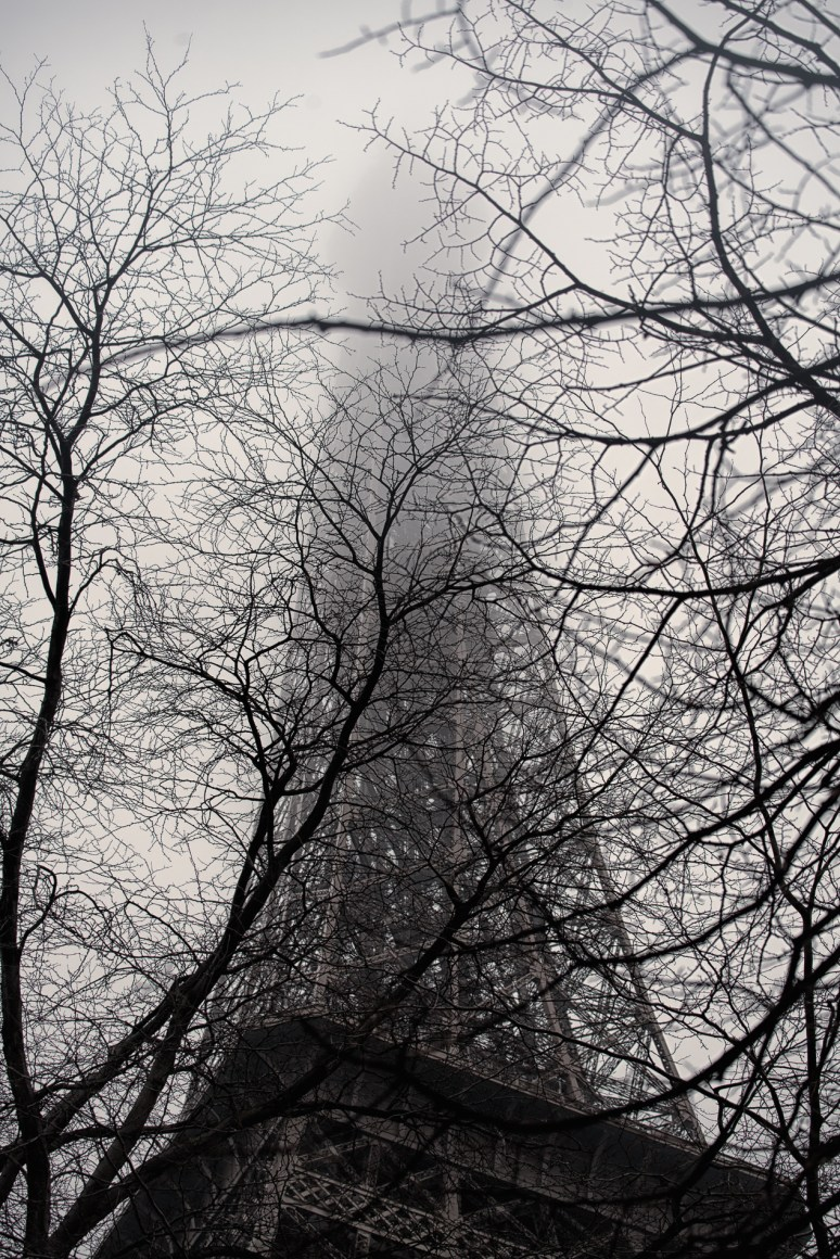 behind all the fog