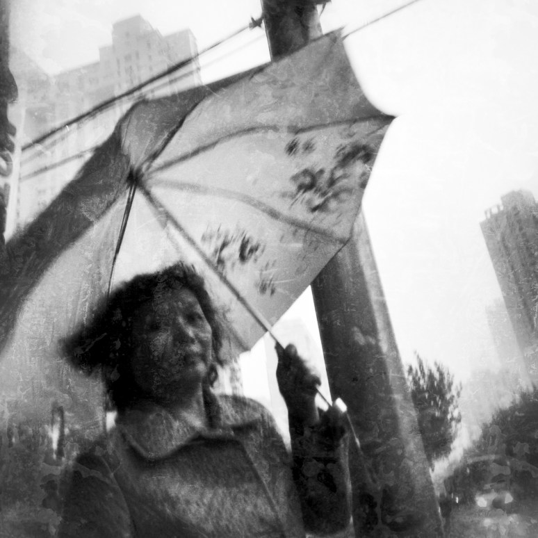 once upon a rainy day~ Shanghai