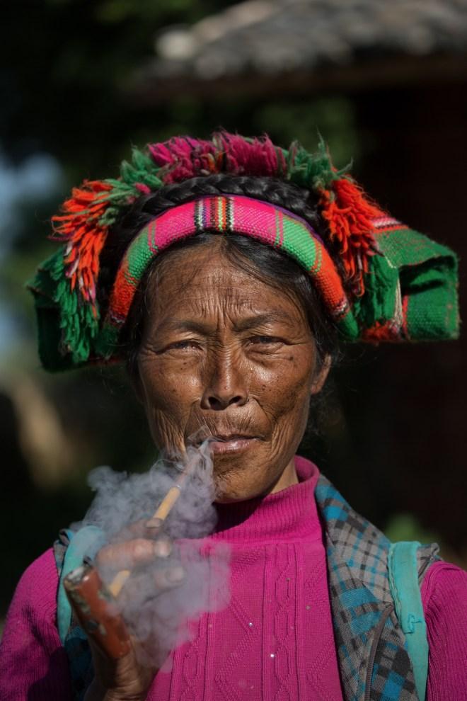 Yunnan's smoke culture~_-5