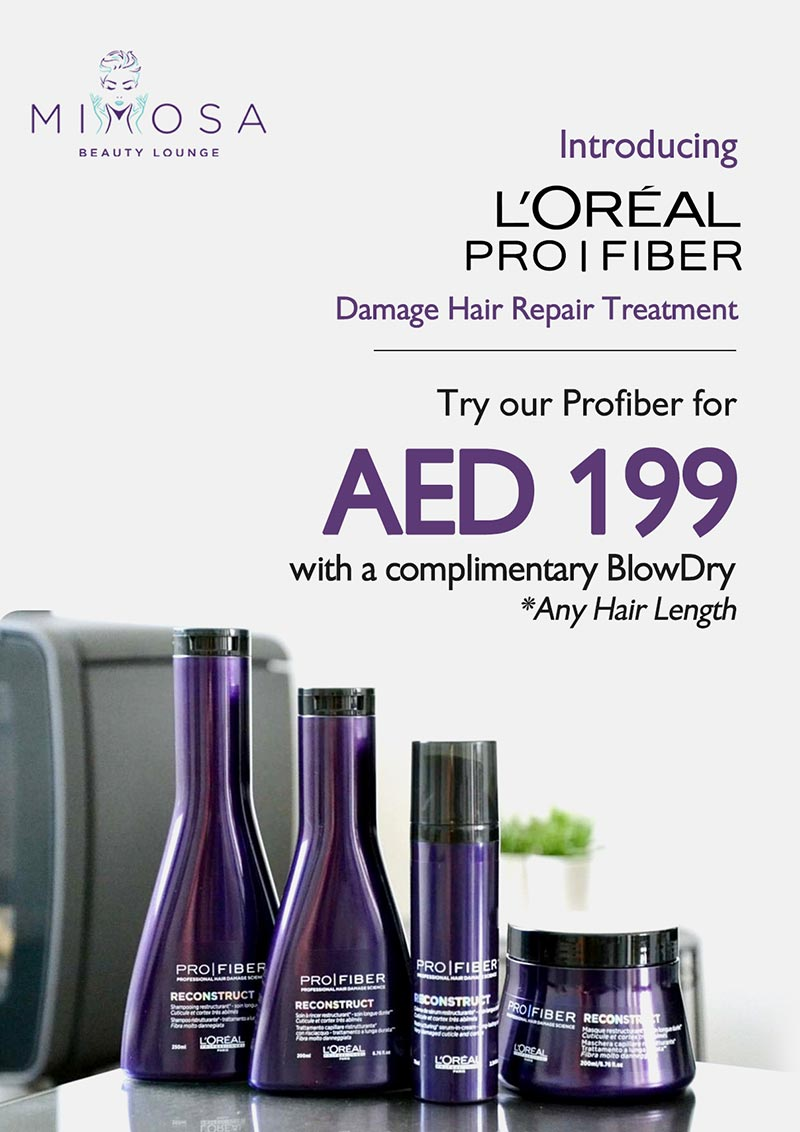 hair repair treatment promo barsha heights