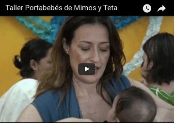 Vídeo Taller de Portabebés