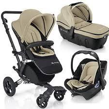 ¿Qué es más adecuado para pasear a un bebé pequeño?