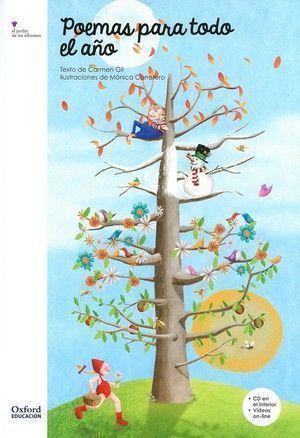 """Poesía para niños: """"Poemas para todo el año"""""""