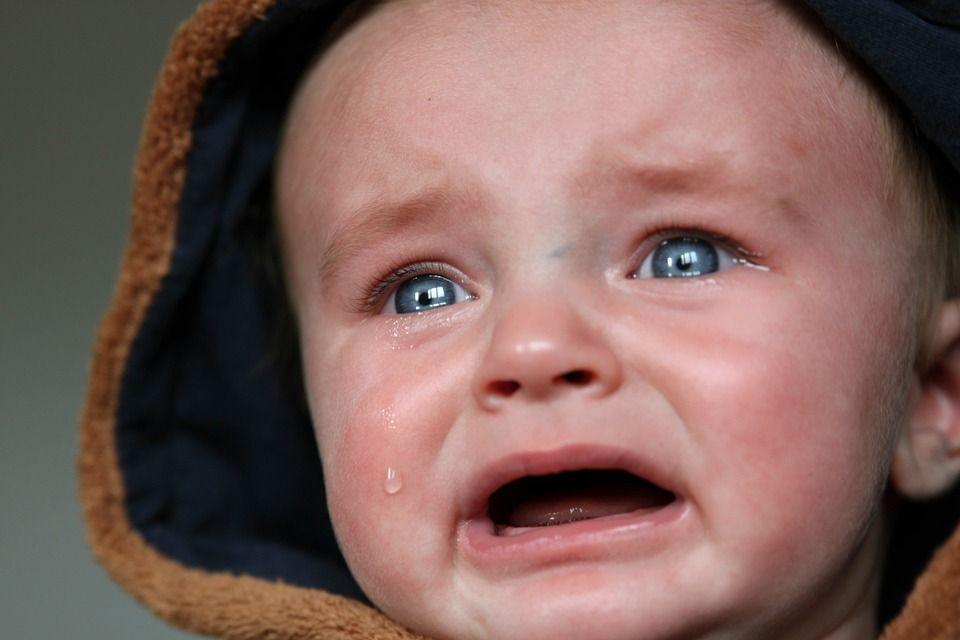 Caídas, golpes y heridas en los niños