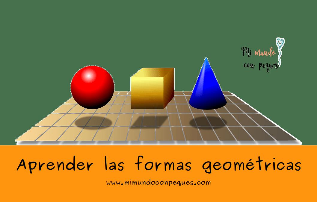 Aprender las formas