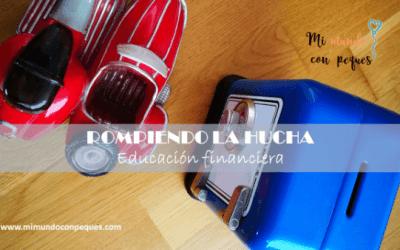 Abriendo la hucha: educación financiera