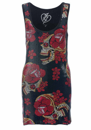 Iron Fist Siesta Skull Dress