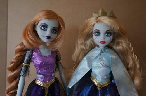 Zombies Princesses