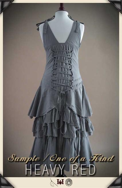 Gray dress 2