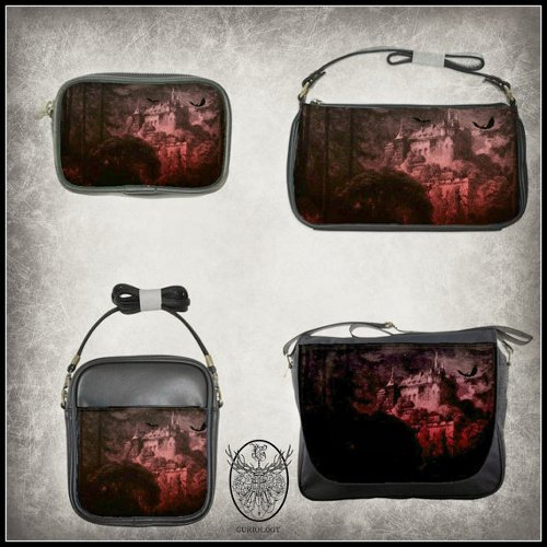 Dracul castle bag