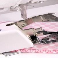 Prensatelas de Overlock para máquina de coser. Mira cómo se Usa!