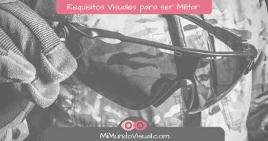 Requisitos Visuales Para Ser Militar - mimundovisual.com