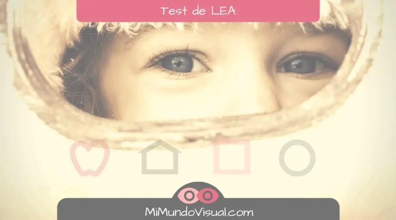 Test de LEA - mimundovisual.com