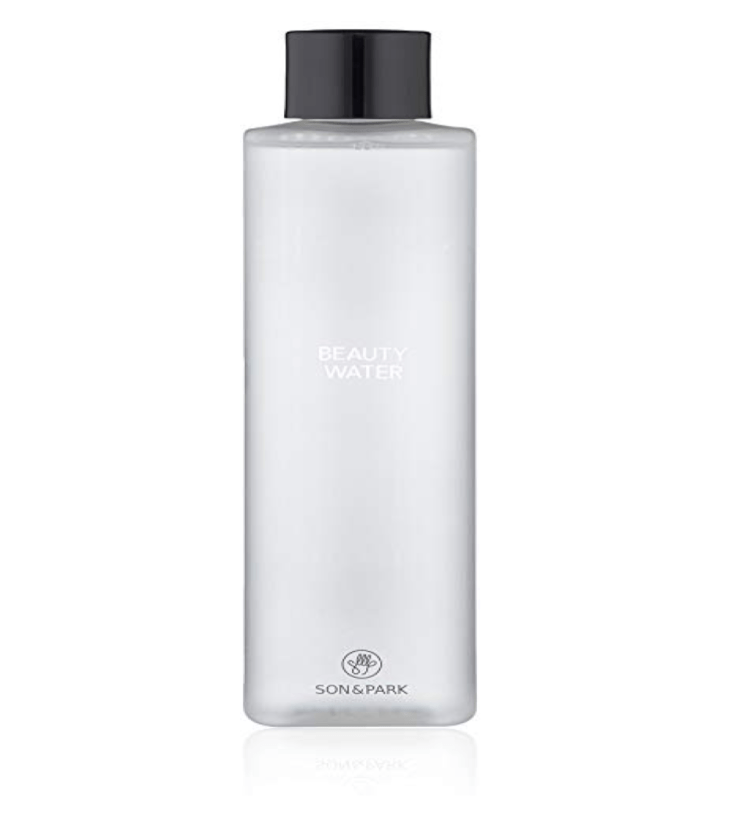 Son and park beauty water: Best Korean Toner For Sensitive Skin