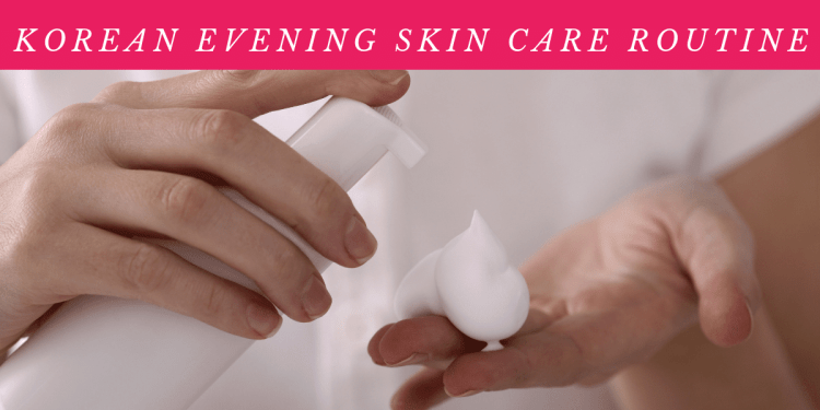 Step One: Apply An Oil-based cleanser