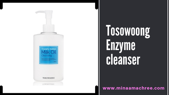 Tosowoong Enzyme cleanser