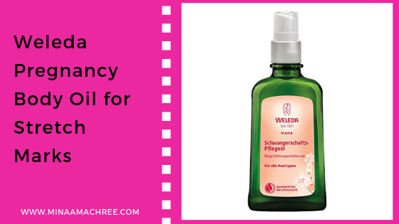 Weleda Pregnancy Body Oil for Stretch Marks