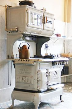 Antique stove