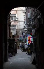 Kinesisk gränd