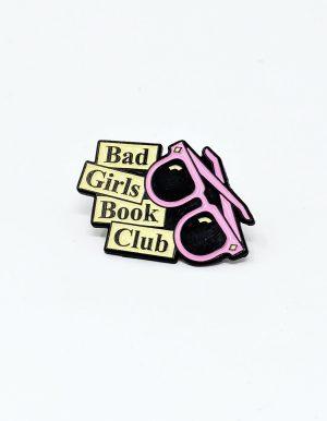 Bad Girls Book Club Enamel Pin
