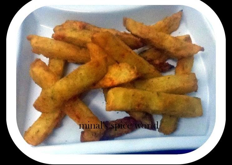 Potato Finger || Finger Chips || Potato Finger With Garlic Flavor