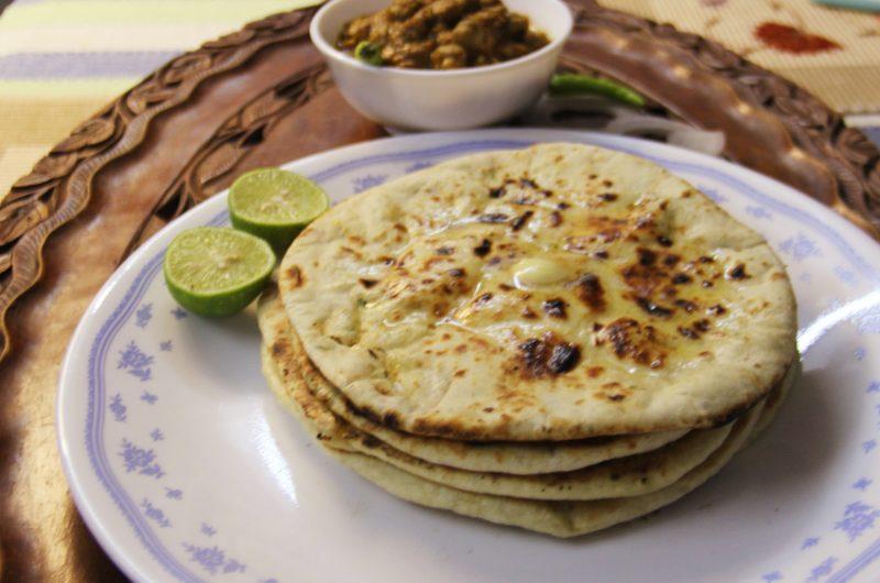 Kulcha - An Indian Bread