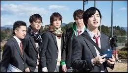 kakusann 覚悟はいいかそこの女子ドラマ/キャスト/3話あらすじ/動画無料視聴
