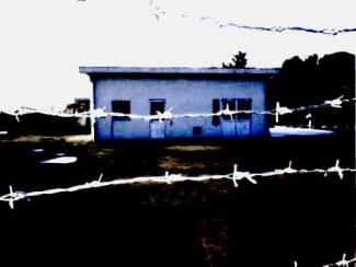 南馬宿村 刑務所