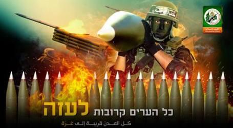 QASSAM : R160 JAWABAN AKSI KRIMINAL ISRAEL