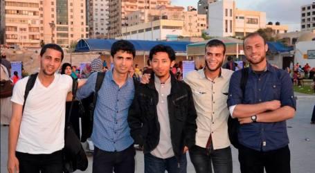 PERANG TUNDA PERNIKAHAN RELAWAN RI DENGAN GADIS GAZA