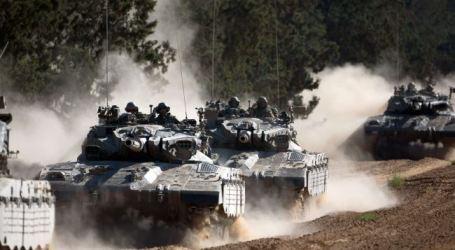 UE DESAK ISRAEL AKHIRI SERANGAN KE GAZA