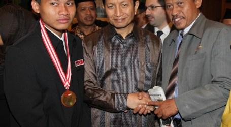 70 SANTRI  TAHFIDZ AL-QURAN INDONESIA BELAJAR KE TURKI