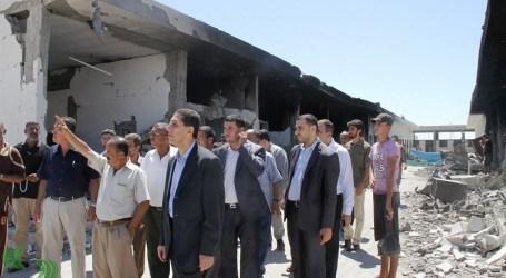 DELEGASI OKI KUNJUNGI GAZA TELITI DAMPAK SOSIAL AGRESI ISRAEL