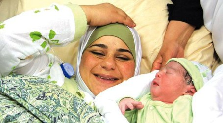 5347 BAYI LAHIR SELAMA AGRESI ISRAEL KE GAZA
