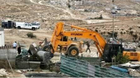 ISRAEL HANCURKAN JARINGAN LISTRIK DI NABLUS