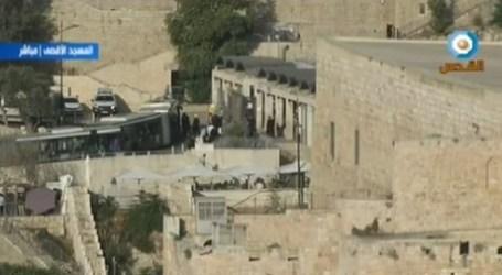 USKUP AGUNG DI PALESTINA KECAM SERANGAN ATAS MASJID AL-AQSA