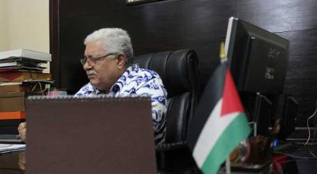 Fariz Mehdawi Diangkat Jadi Dubes Palestina untuk RRC