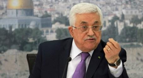 ABBAS SERUKAN PERTEMUAN DARURAT DK PBB BAHAS SERANGAN ISRAEL DI AL-AQSHA