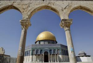 ISRAEL IZINKAN WARGA GAZA IBADAH DI HARI HABAYIS