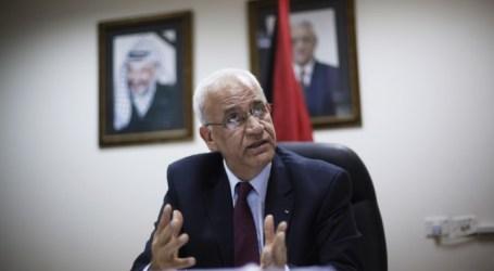 Erekat: Pertemuan Paris Tegaskan Penjajahan di Palestina Terus Berlanjut